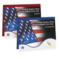 2017 USA Uncirculated Coin Set