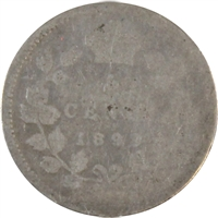 1899 Canada 5-cents Filler