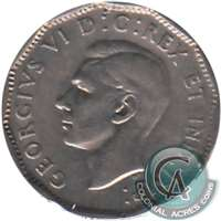 1946 Canada 5-cents Circulated