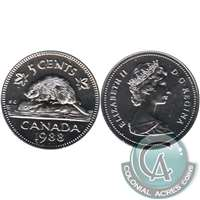 1988 Canada 5-cents Proof Like