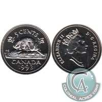 1993 Canada 5-cents Proof Like