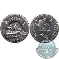 1994 Canada 5-cents Brilliant Uncirculated (MS-63)