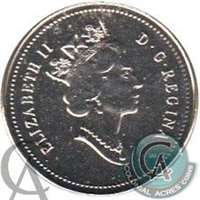 2000W Canada 5-cents Proof Like