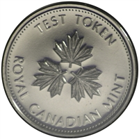 (2006) Test Token Canada 5-cent Proof Like
