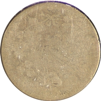 1872H Canada 5 Cents Filler