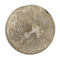 1894 Canada 5 Cents Poor