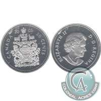 2005 Canada 50-cents Silver Proof