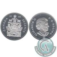 2008 Canada 50-cents Silver Proof