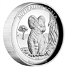 2017 Australia $1 Koala High Relief Silver Proof Coin (No Tax)