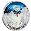2017 Tuvalu $1 Ghostbusters - Stay Puft Marshmallow Man Fine Silver (No Tax)