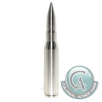 10oz. .999 Fine Silver Bullet .50 Caliber BMG (TAX Exempt)