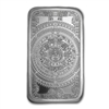 Aztec Calendar 5oz. .999 Silver Bar (No Tax)