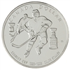 1993 Canada Stanley Cup Centennial Sterling Silver BU Dollar (lightly toned)