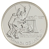 1997 Canada/Russia Hockey Brilliant Uncirculated Sterling Silver Dollar
