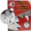 2005 Canada Uncirculated Dollar with Interactive CD-Rom (TAX Exempt)