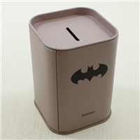 Money Bank: Batman Themed Coin Bank w/bonus 1919 Cent