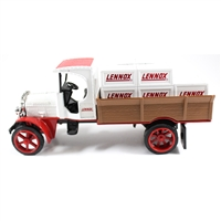 Money Bank: Lennox 1925 Kenworth Crate Truck  w/bonus 1919 Cent