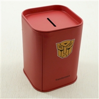 Money Bank: Transformers Themed Coin Bank w/bonus 1919 Cent