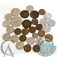 Mixed Starter Canada Coin Pack in bag