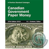 Charlton Catalogue of Government Paper Money - 27th Edition