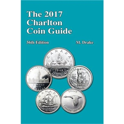 2017 Charlton Coin Guide 56th Edition