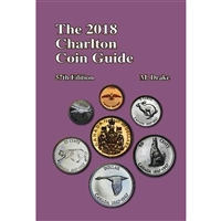 Spend $100 and Get the Charlton Coin Guide 57th Edition FREE