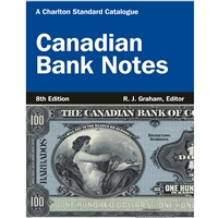 Charlton Catalogue of Chartered Canadian Bank Notes 8th Edition