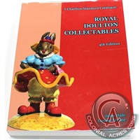 A Charlton Standard Catalogue - Royal Doulton Collectibles 4th Edition