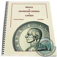 Medals of Governors General of Canada 2nd Edition