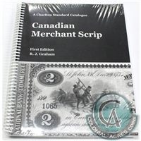 A Charlton Standard Catalogue - Canadian Merchant Scrip 1st Edition