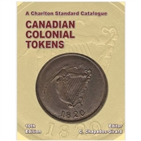 Canadian Colonial Tokens 10th edition Charlton Issued.
