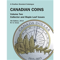 Charlton Catalogue of Canadian Coins Vol. 2 RCM Collector Issue 4th Edition