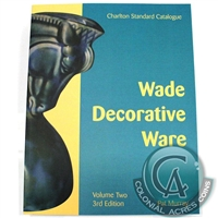 Charlton Standard Catalogue - Wade Decorative Ware 3rd Edition