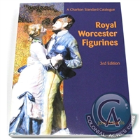 A Charlton Standard Catalogue - Royal Worcester Figurines 3rd Edition