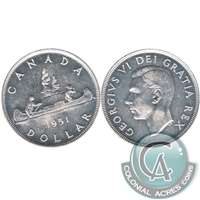 1951 Canada Dollar Brilliant Uncirculated (MS-63)