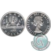 1961 Canada Dollar Proof Like