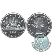 1962 Canada Dollar Proof Like