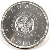 1964 Canada Dollar Proof Like