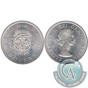 1964 Canada Dollar Uncirculated (MS-60)