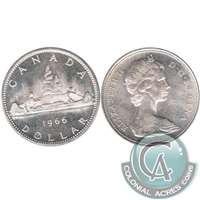 1966 Canada Dollar Brilliant Uncirculated (MS-63)