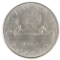 1968 Canada Nickel Dollar UNC+ (MS-62)
