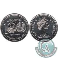 1974 Canada Nickel Dollar Proof Like