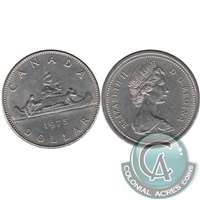1975 Canada Nickel Dollar Circulated