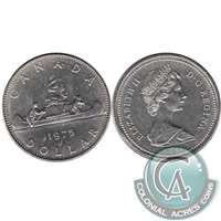 1975 Canada Nickel Dollar UNC+ (MS-62)