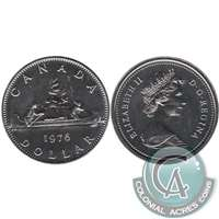 1976 Detatched Jewel Canada Nickel Dollar Proof Like