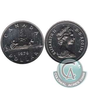 1979 Canada Nickel Dollar Proof Like