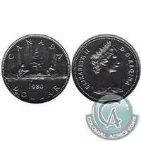 1980 Canada Nickel Dollar Proof Like