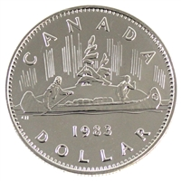 1983 Canada Nickel Dollar Proof Like