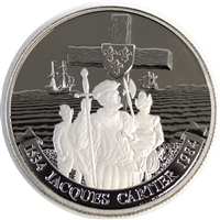 1984 Cartier Canada Nickel Dollar Proof