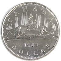 1985 Canada Nickel Dollar Brilliant Uncirculated (MS-63)